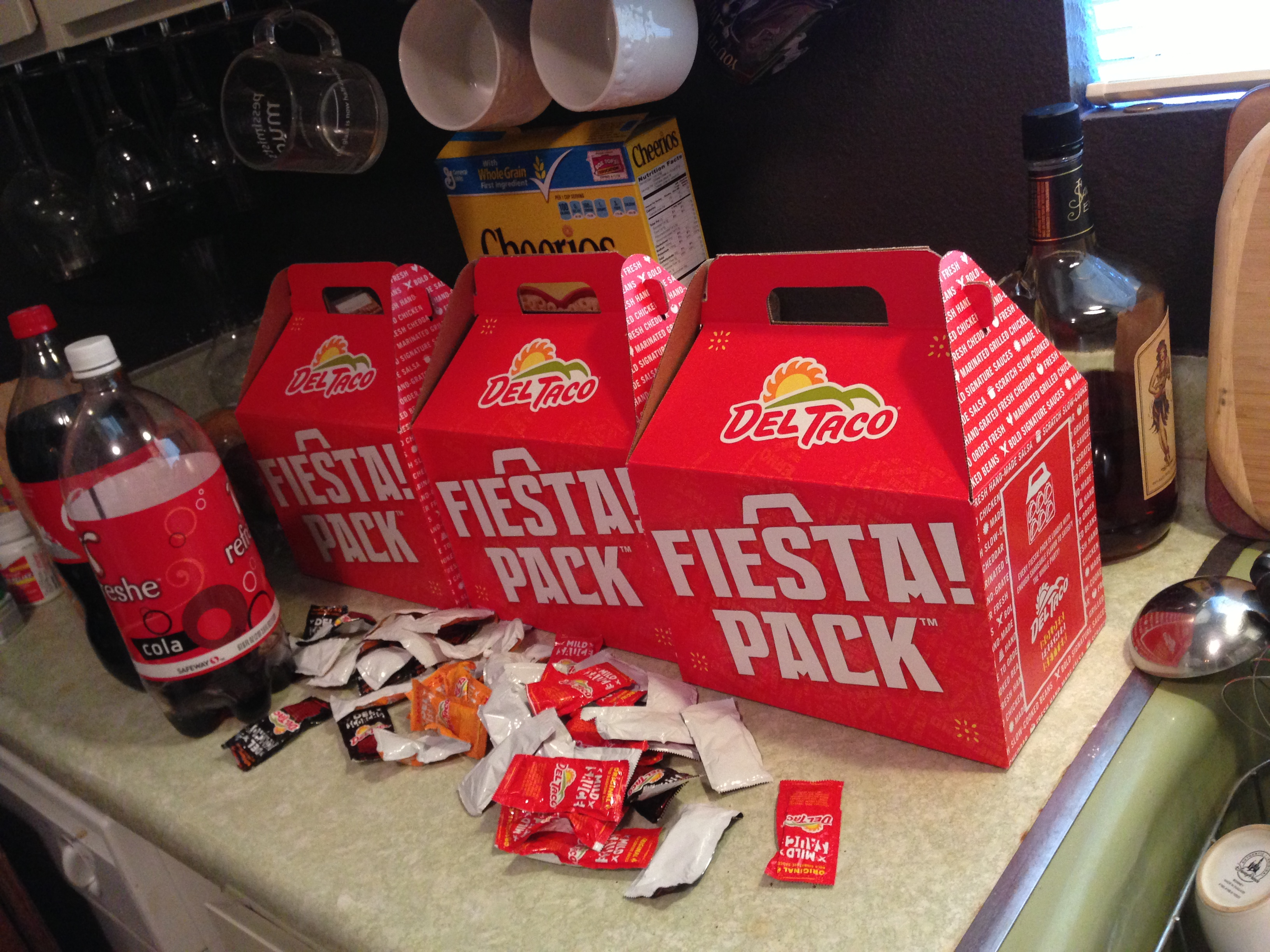 del taco fiesta pack for dnd